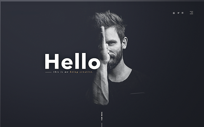 طراحی سایت شخصی | ویژگیهای این نوع از سایتها + طراحی در کوتاهترین زمان