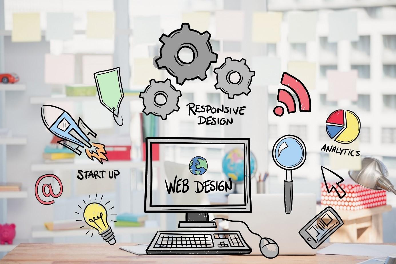 طراحی سایت | آشنایی با مشخصات یک سایت حرفهای + روش مطمئن برای سفارش